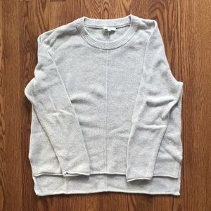 Madewell Just-Right Pullover Sweater